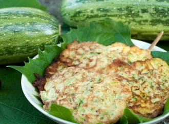 Add Pizzazz, Not Calories, With Zucchini