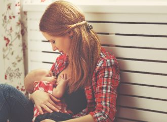 Breast-Feeding Rates Climb, But Many Moms Quit Early: CDC
