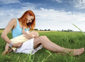 Breast-Feeding Tied to Better Emotion Perception in Some Infants