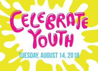 Celebrate Youth 2018: Bigger. Better. Brighter!