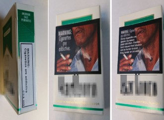 Graphic Warnings on Cigarettes Help Smokers Consider Quitting