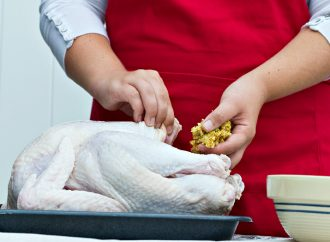 How to Prepare That Holiday Turkey Safely