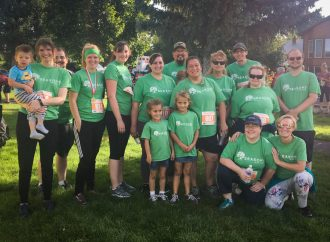 Seasons Staff Participate in the Mesa Falls 5K