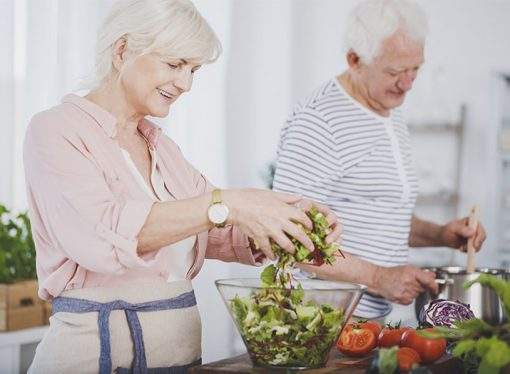 Low-Fat Diet Tied to Better Breast Cancer Survival