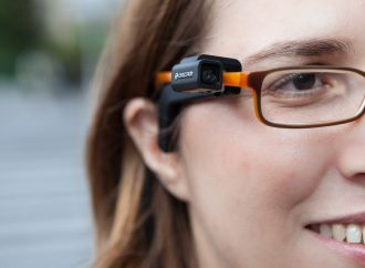Mini-Camera Mounted on Glasses Helps Blind 'Read'