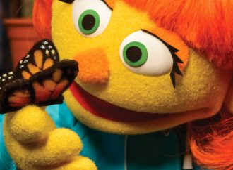 Muppet With Autism Makes Her 'Sesame Street' Debut