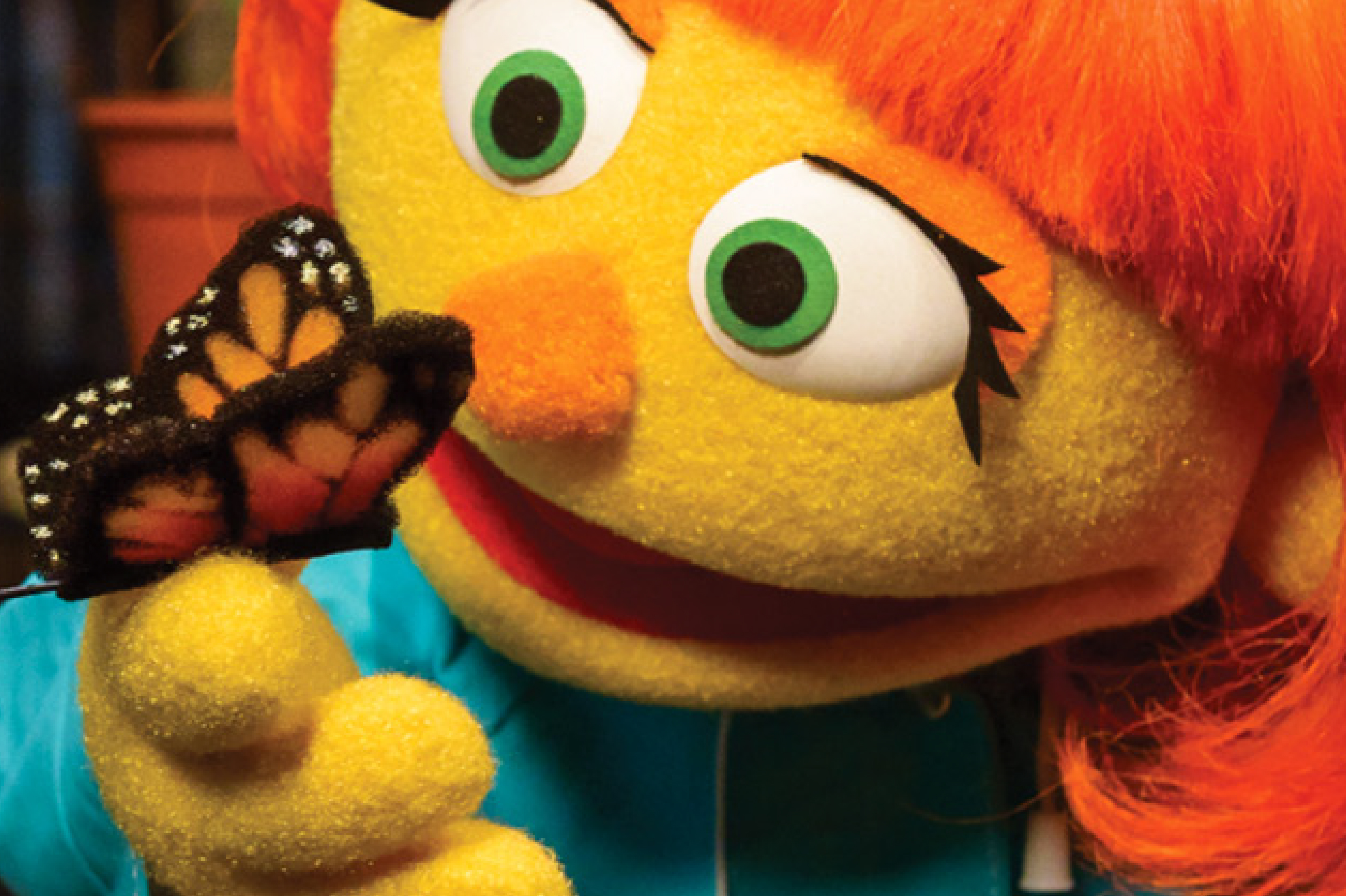 muppet with autism makes her sesame street debut
