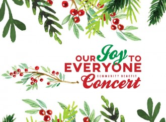 """OUR Joy to Everyone"" Community Christmas Concert"