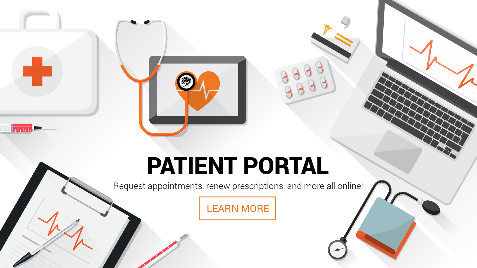 Patient Portal Sign Up