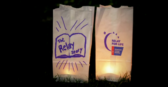 Walk the Track to Fight Back with Relay for Life