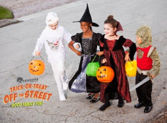 Rexburg Community Event: Trick-Or-Treat OFF the Street set for Tuesday, October 31, 2017