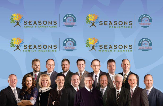 Seasons Medical's Clinics Earn National Recognition For Patient-Centered Care