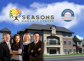Seasons Women's Center First In Idaho To Earn Patient-Centered Specialty Practice Recognition
