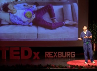 TEDxRexburg: The Inherent Problem with a Healthy Lifestyle, Cameron Codd