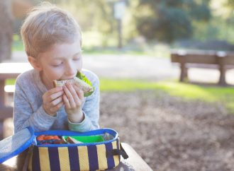 Teach Your Kids to Pick, Prepare and Pack Their School Lunch
