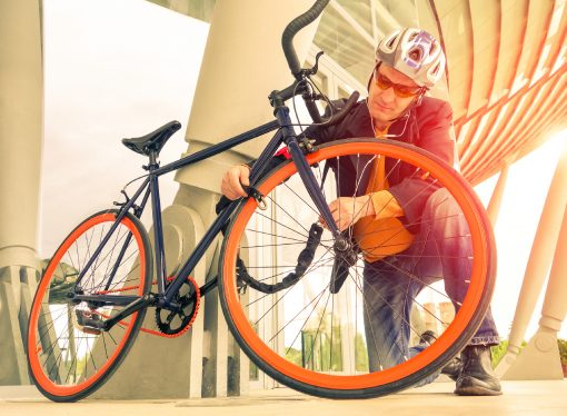 Want a Longer Life? Try Biking to Work
