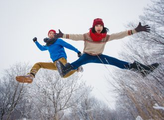 Winter's No Reason to Hibernate: Head Outside for Some Sports Fun