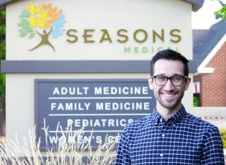 Seasons Medical Supports the Education of One of Rexburg's Own